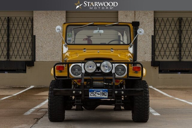 Pre-Owned 1971 TOYOTA FJ CRUISER Beautifully Restored