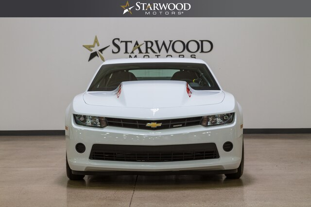 Pre-Owned 2014 Chevrolet COPO Camaro 430HP 427ci