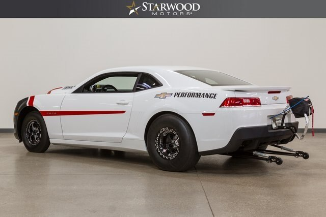 Pre-Owned 2015 CHEVROLET COPO Camaro 530HP SUPERCHARGED 350ci