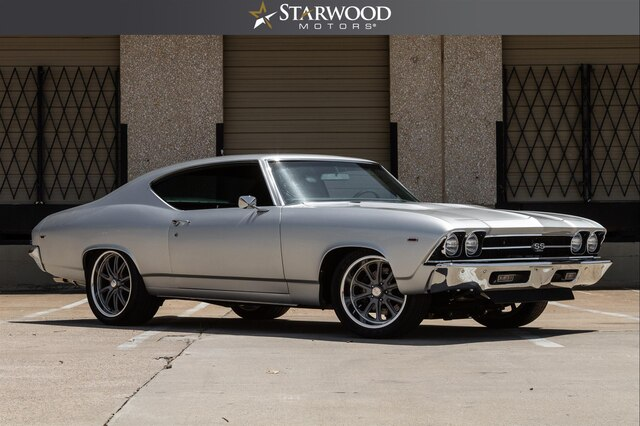 Pre-Owned 1969 CHEVROLET CHEVELLE