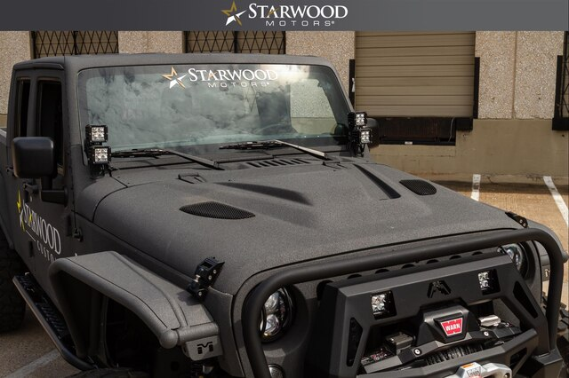 Pre-Owned 2012 Jeep Wrangler Unlimited THE BANDIT-7.0L SUPERCHARGED Hemi TeraFlex Long Arm