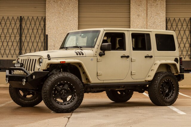 Jeep Wrangler Lift Kits >> 2015 Jeep Wrangler Unlimited White Sand Finish Teraflex Lift Kit 4wd
