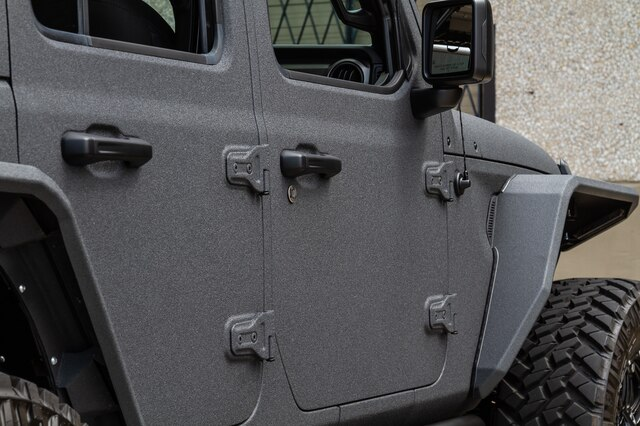 Pre-Owned 2019 Jeep Wrangler Unlimited Tactite ROAD ARMOR JL