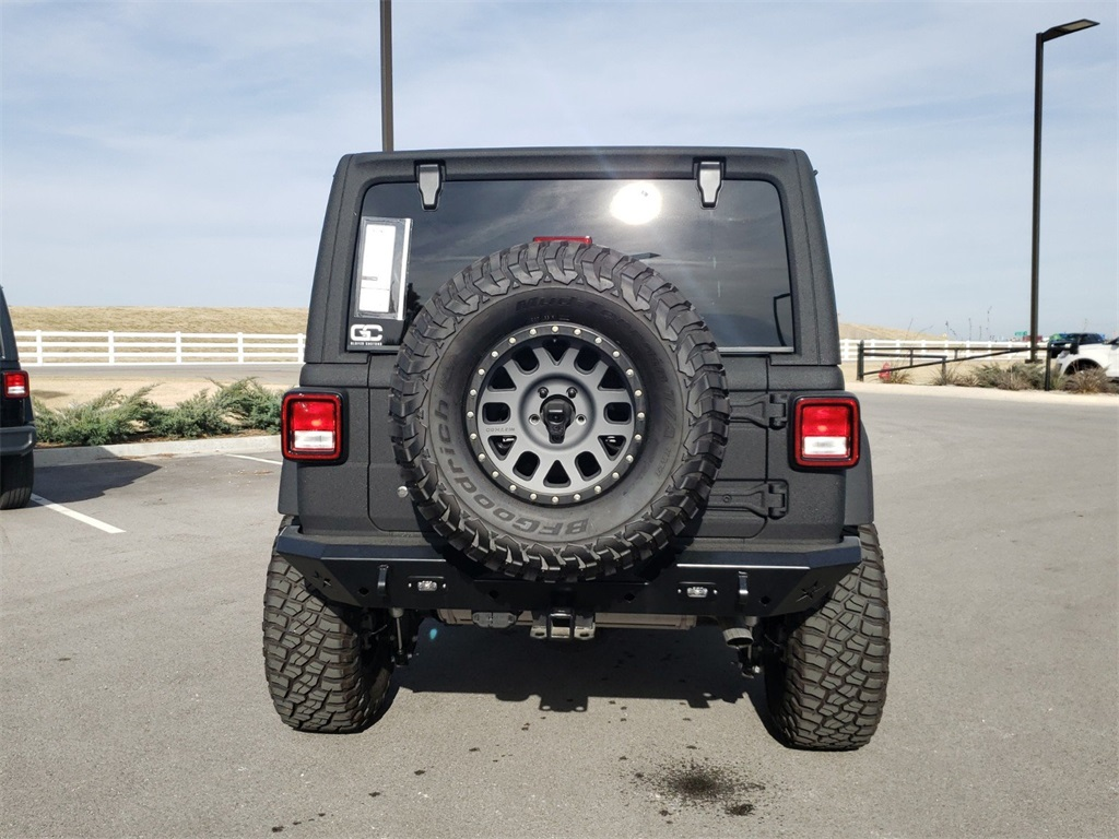 New 2019 Starwood Motors Jeep Wrangler Jim Glover Tulsa, OK call: 918-401-4600