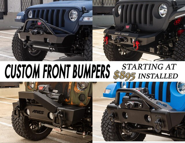 Pre-Owned 2018 Custom Lifted Jeep Wrangler Unlimited ROAD ARMOR Sahara JL