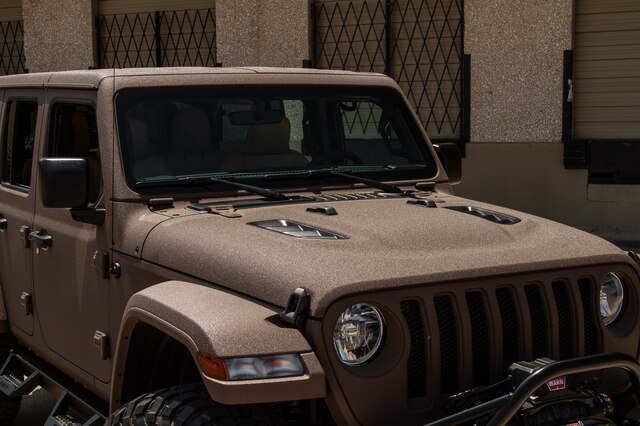 Pre-Owned 2019 Jeep Wrangler Unlimited RUBICON JL Fox Shocks 8.4