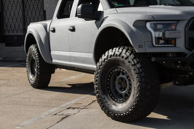 Pre-Owned 2017 Ford Wide-body ADD RPG Raptor