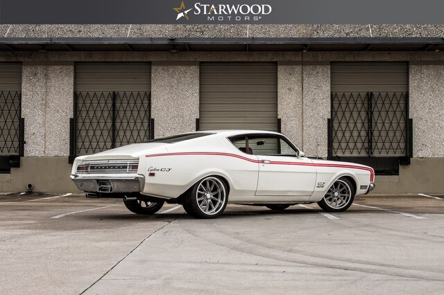 Pre-Owned 1969 MERCURY Cyclone 428 CobraJet
