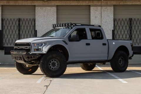 Pre-Owned 2017 Ford WIDE-BODY A.D.D. RPG Raptor