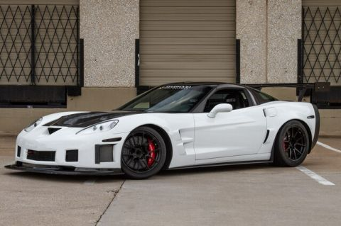 Pre-Owned 2013 Chevrolet Corvette ZR1 1000+HP Street Legal & Track Ready