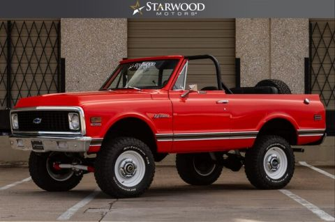 Pre-Owned 1971 CHEVROLET K5 BLAZER RESTOMOD